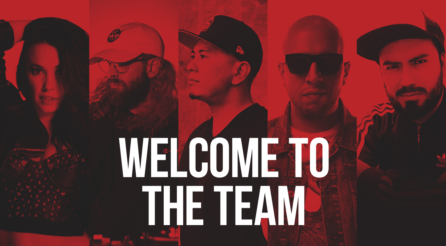 BPM Supreme and BPM Latino Announce 20 New Team Members
