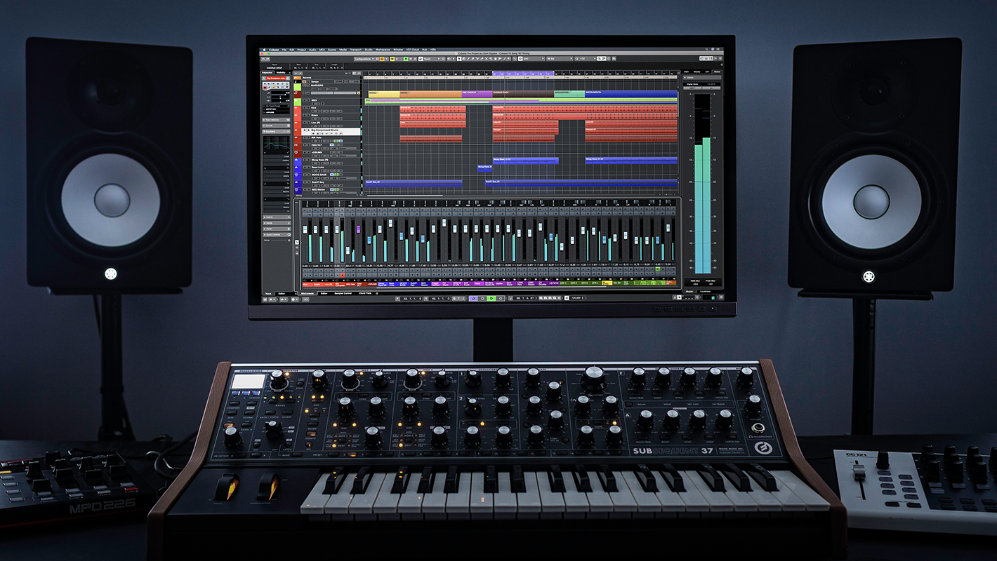 Professional music software for mac free