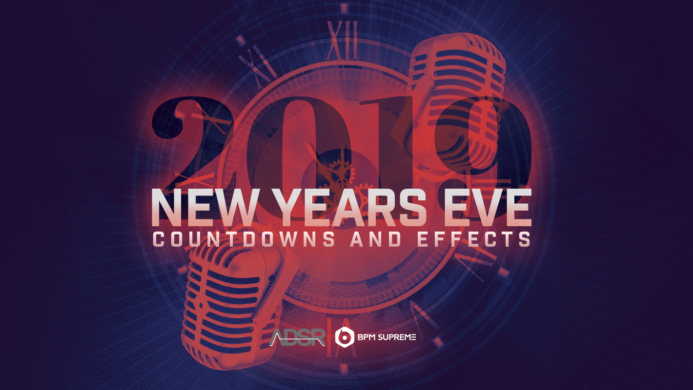 Free New Year's Eve Samples & Drops from ADSR & BPM Supreme