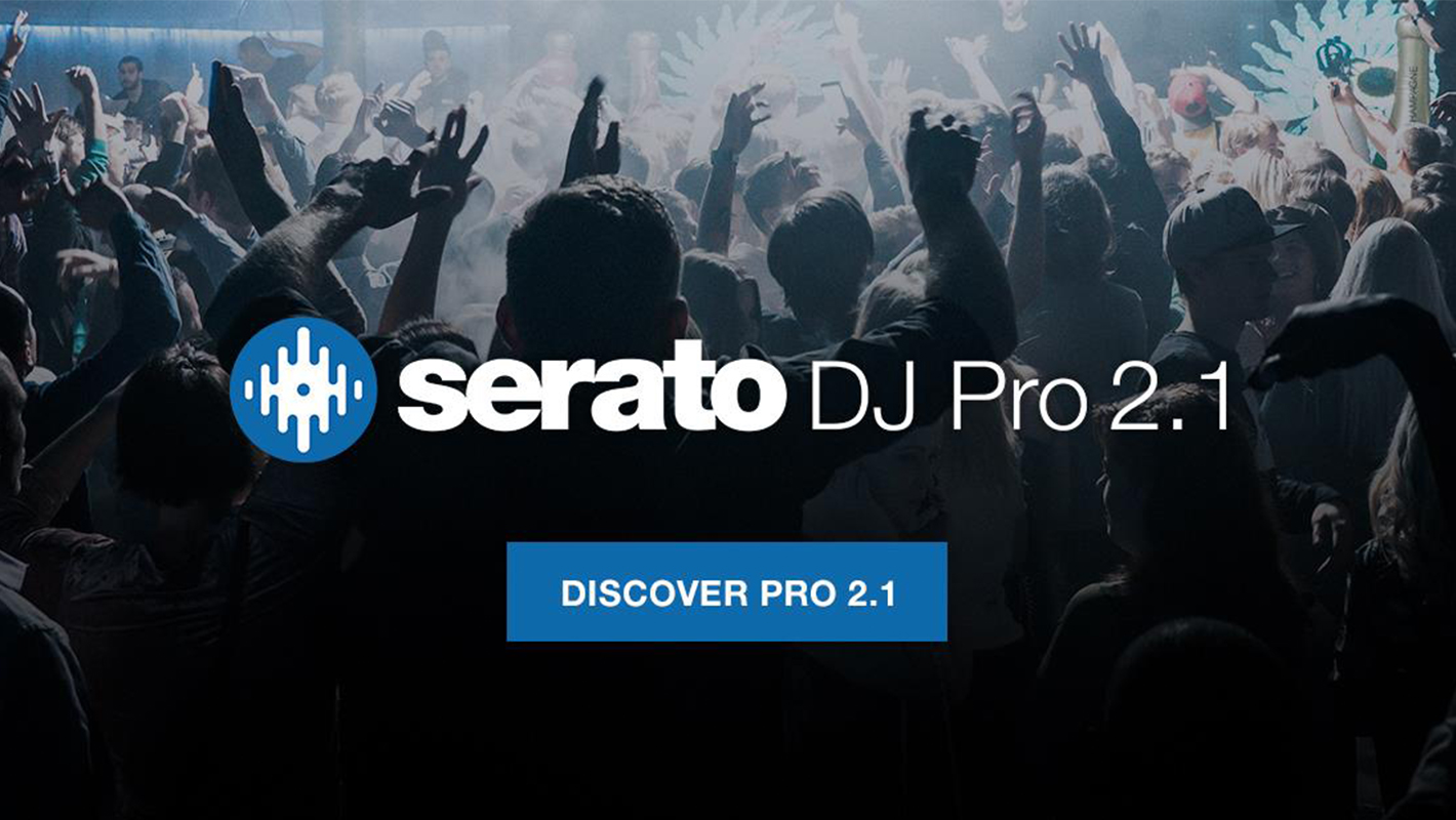 Serato DJ Pro Full 2.1.1 Build 25 Free Download