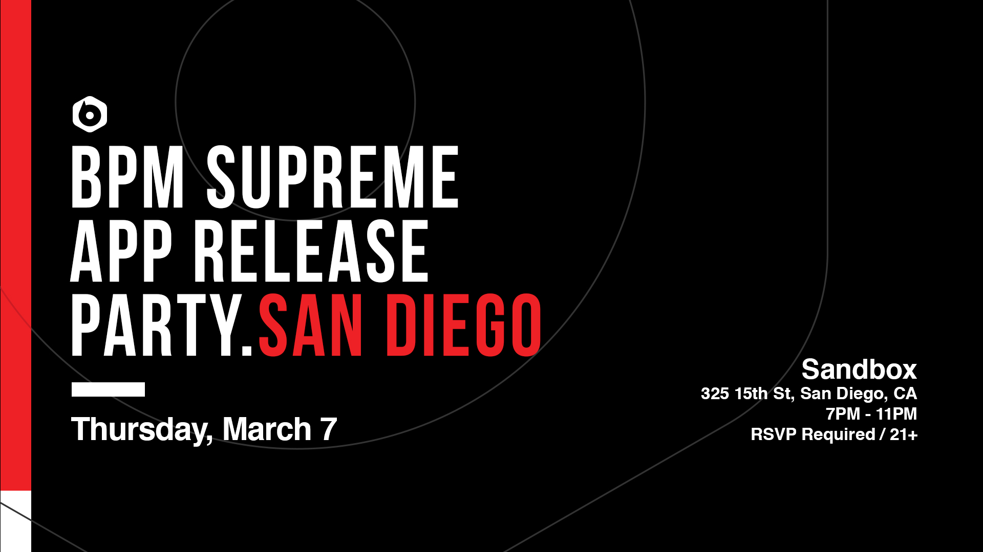 Announcing the BPM Supreme App Release Party