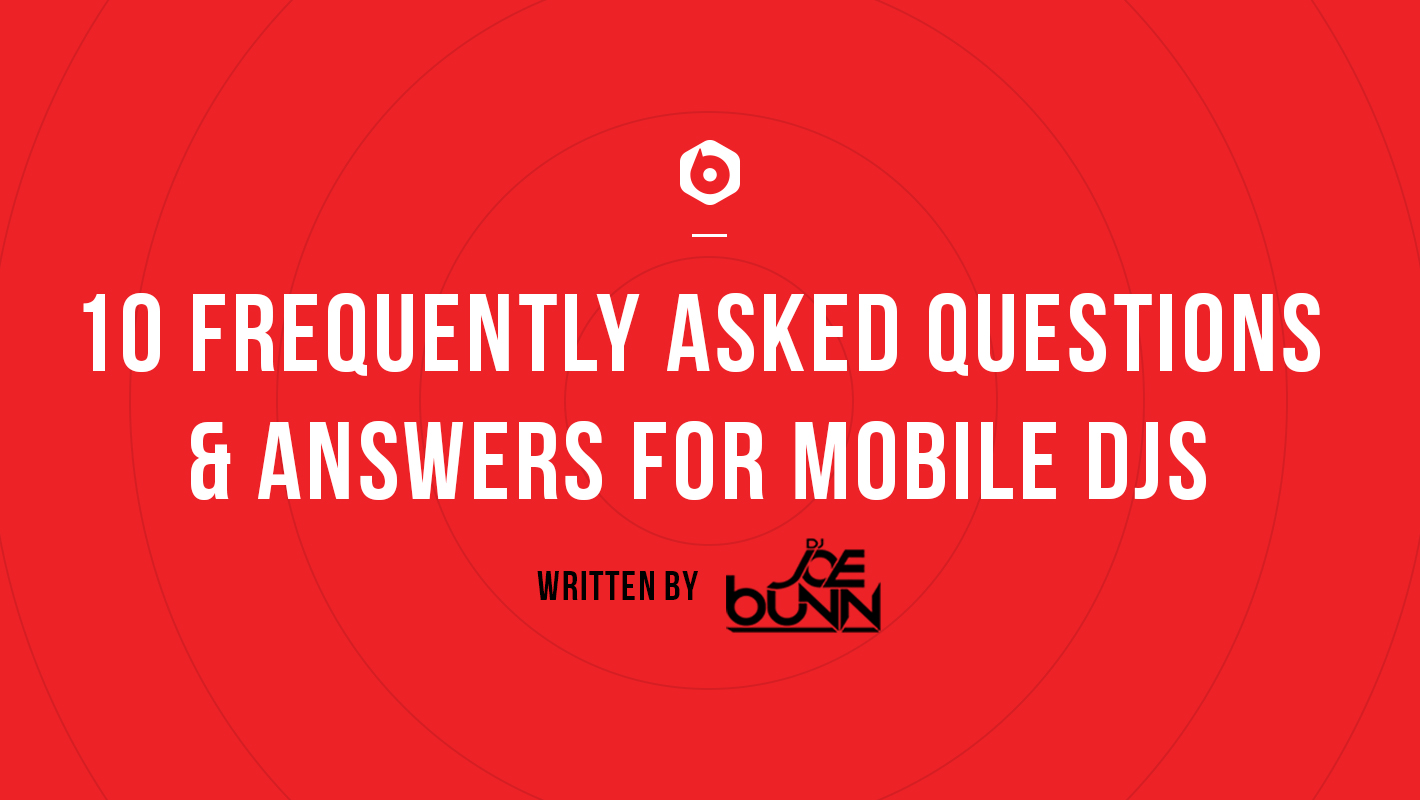 10 Frequently Asked Questions  & Answers for Mobile DJs
