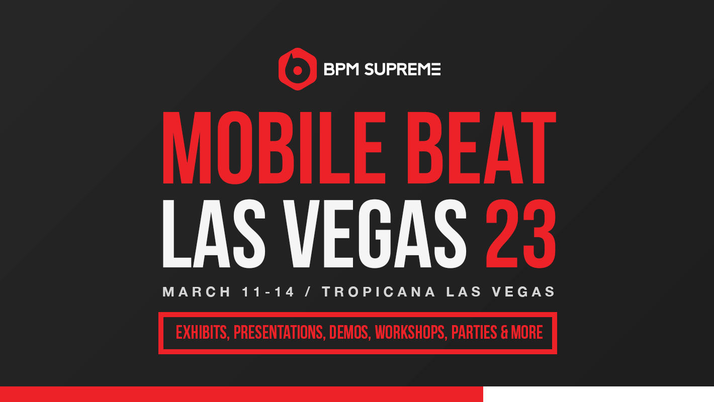 Last Chance to Register for Mobile Beat Las Vegas