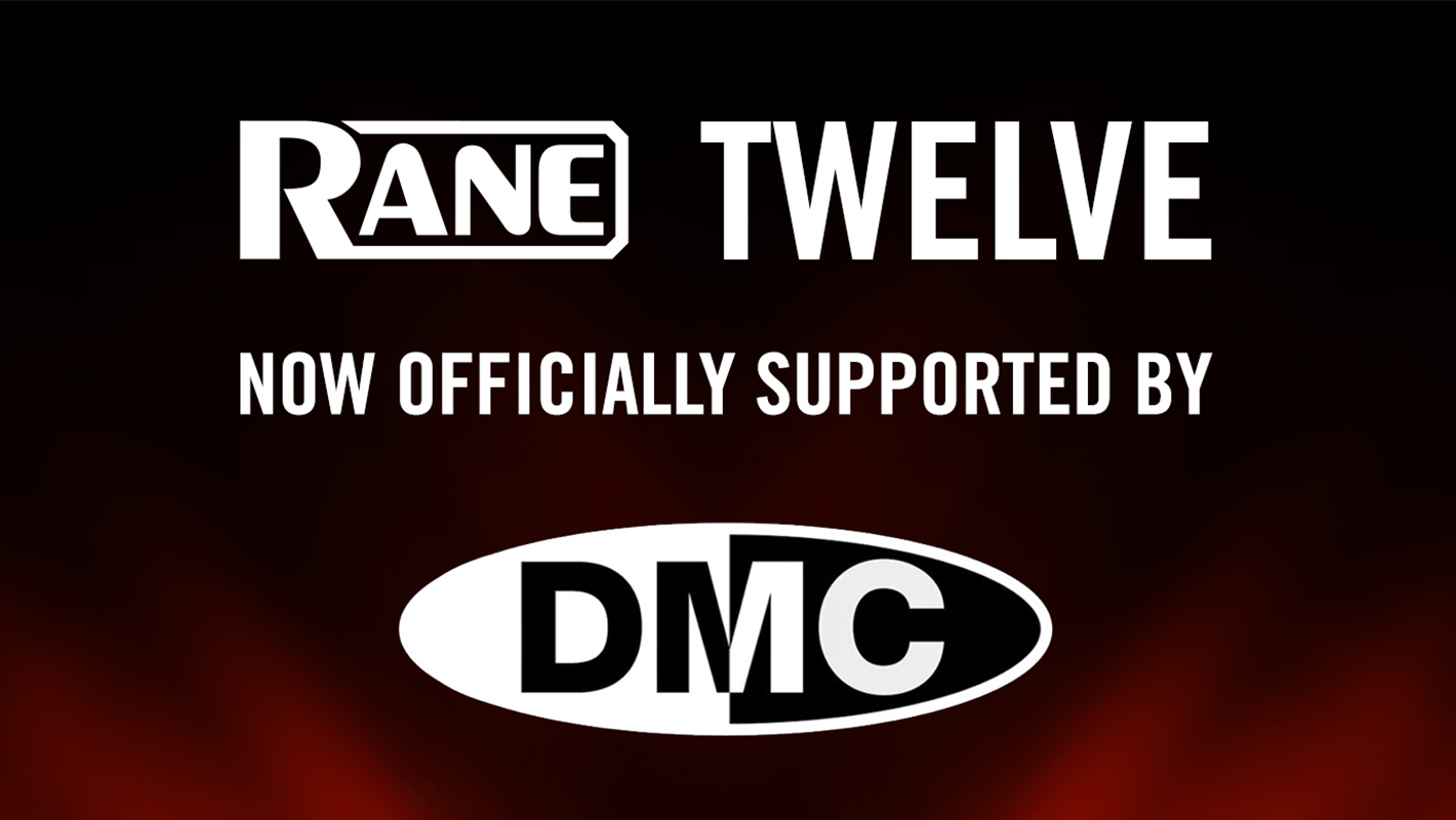 Rane Twelve Now Accepted as Official Performance Gear for DMC DJ Battles