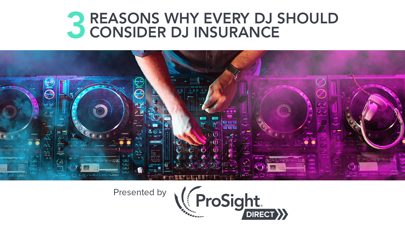 3 Reasons Why Every DJ Should Consider DJ Insurance