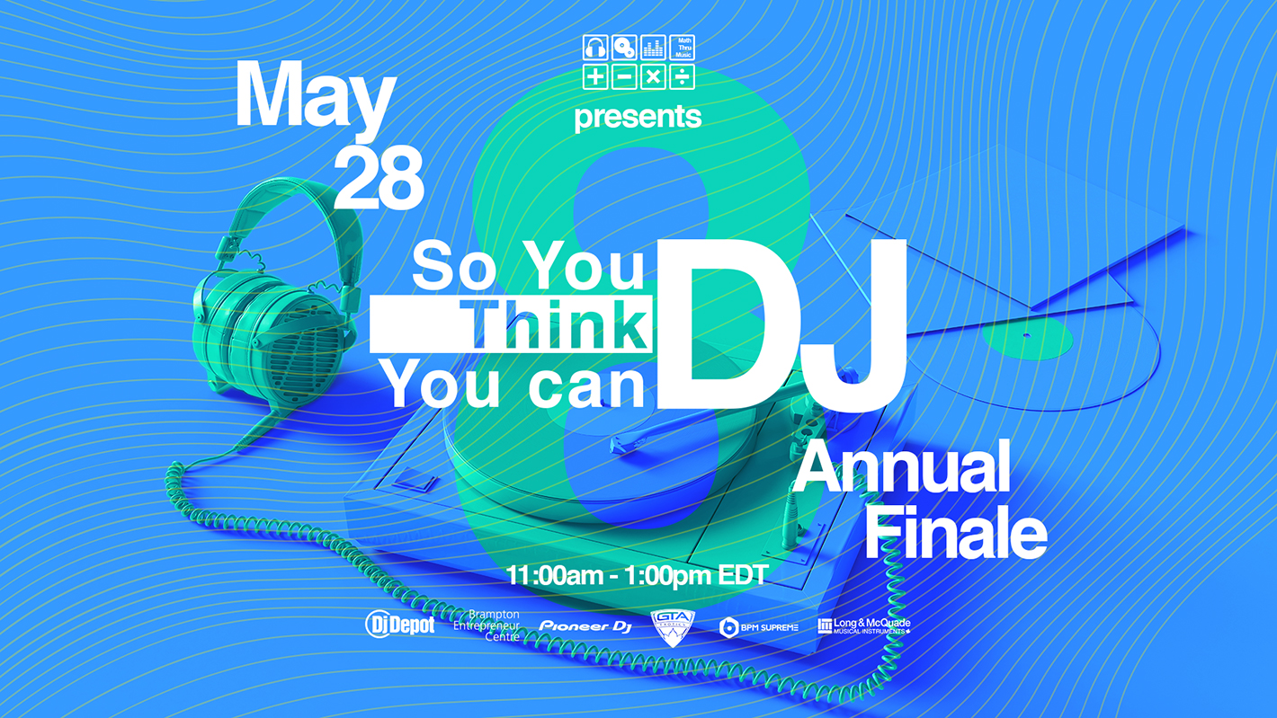 Don't Miss the 'So You Think You Can DJ' Finale Live Stream This Tuesday
