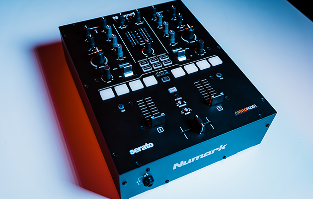 Numark's New 'Scratch' Mixer Packed With Pro Features and
