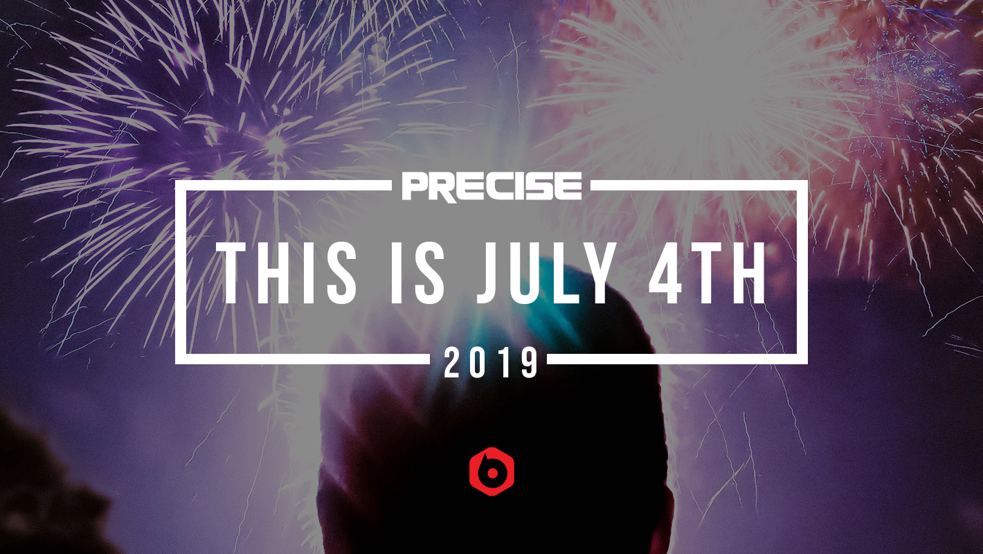 Top Tracks for July 4th, Curated by DJ Precise