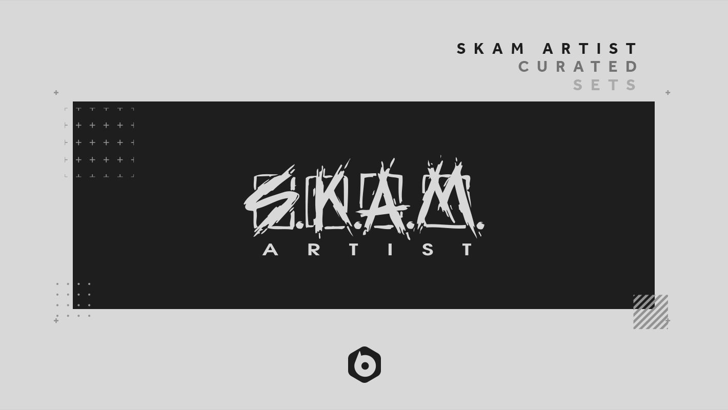 S.K.A.M. Artist Curated Sets Now on BPM Supreme