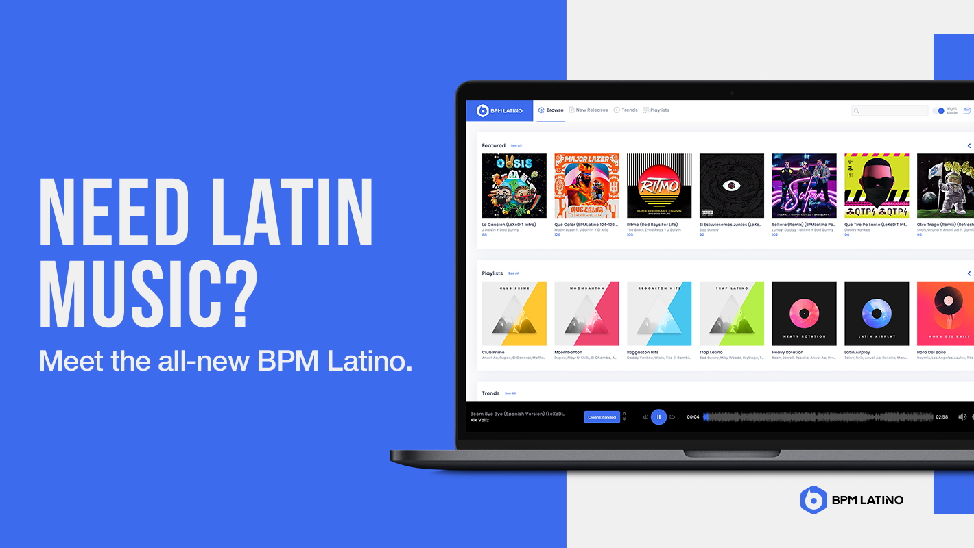 New Layout, New Features, Only Latin Music: Meet the All-New BPM Latino