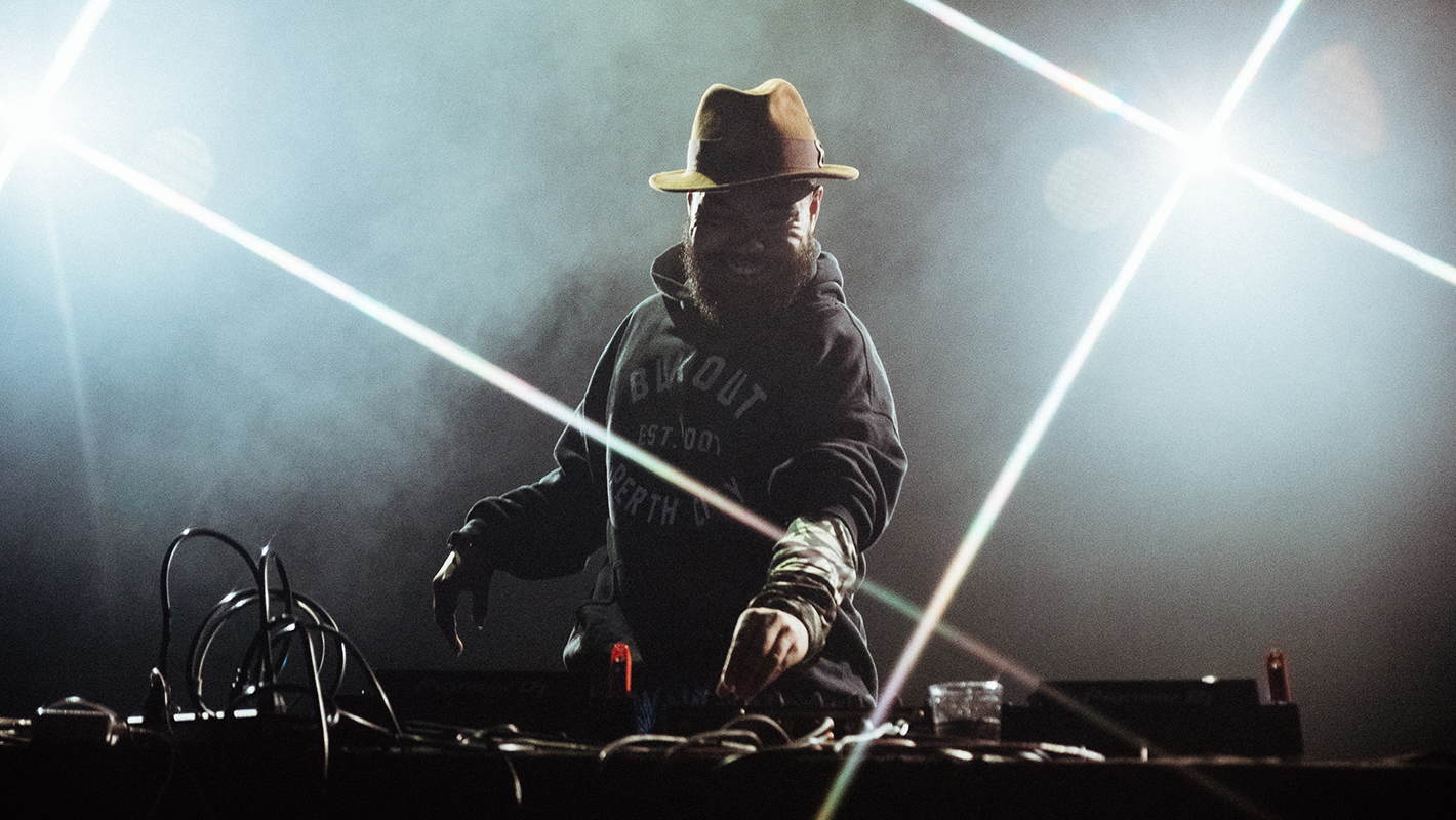 Mr. Carmack Talks Moving from DJ to Artist and Recording 'VIISTA' On Acid