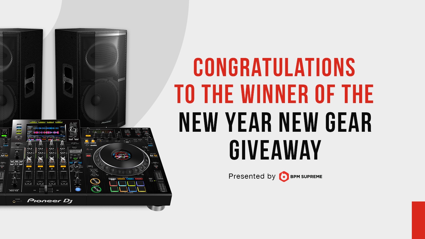 Thank You for Entering the New Year New Gear Giveaway