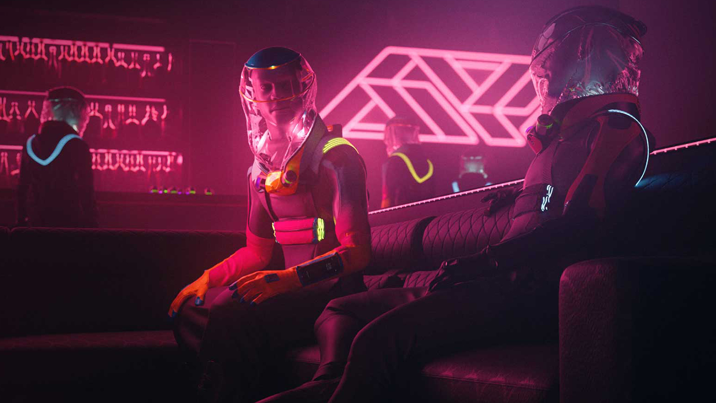 Is This Virus-Shielding Suit the Future of Nightclub and Festival Wear?