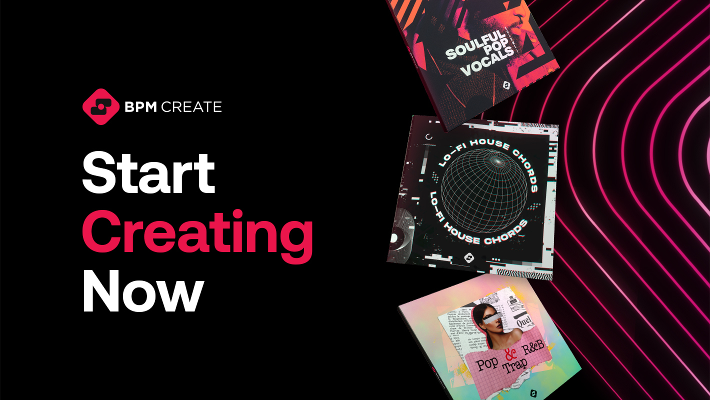 BPM Create Is Now Live With Over 100k Samples