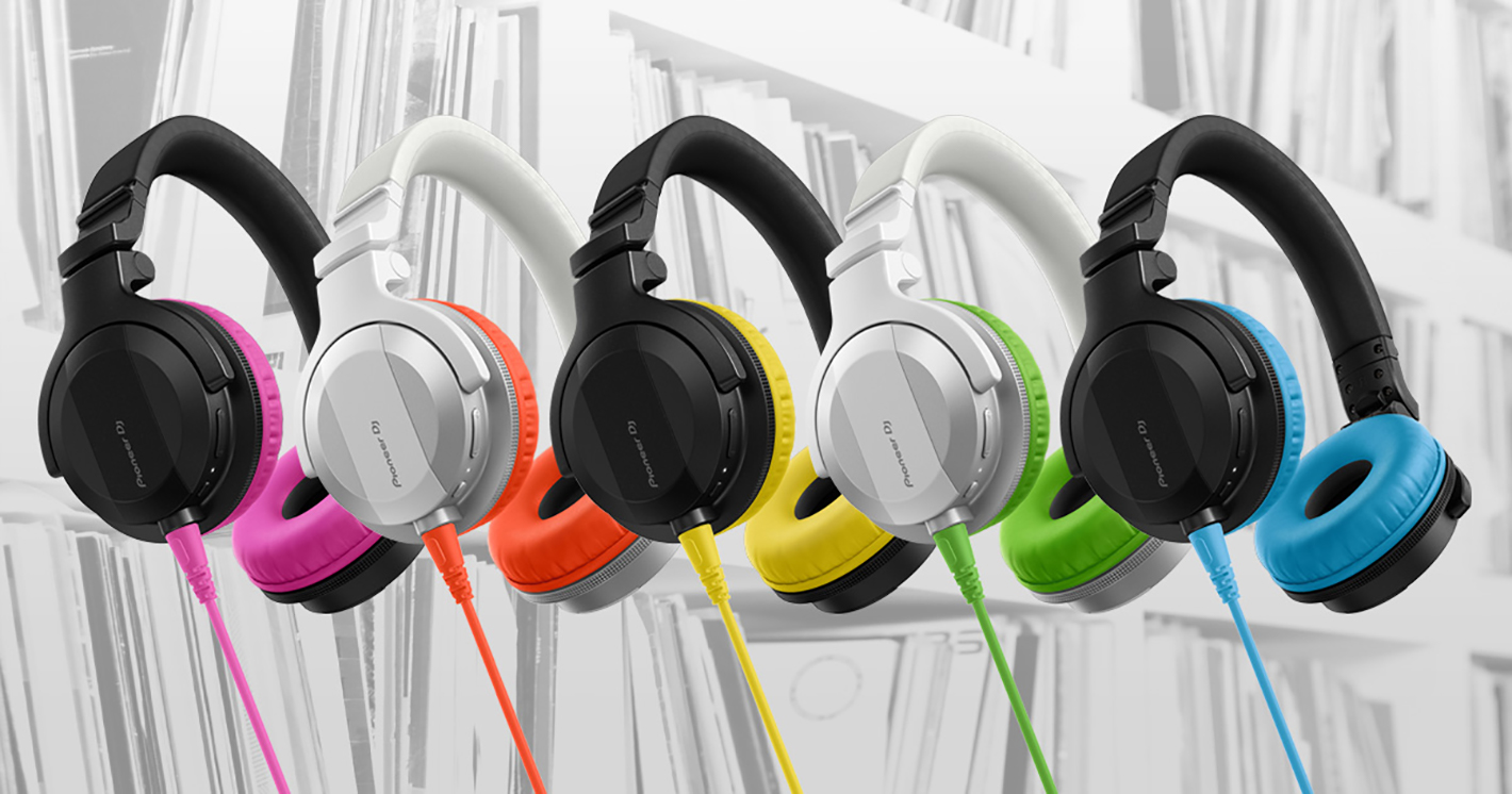 Customize Your Style With Pioneer DJ's HDJ-CUE1 Headphones