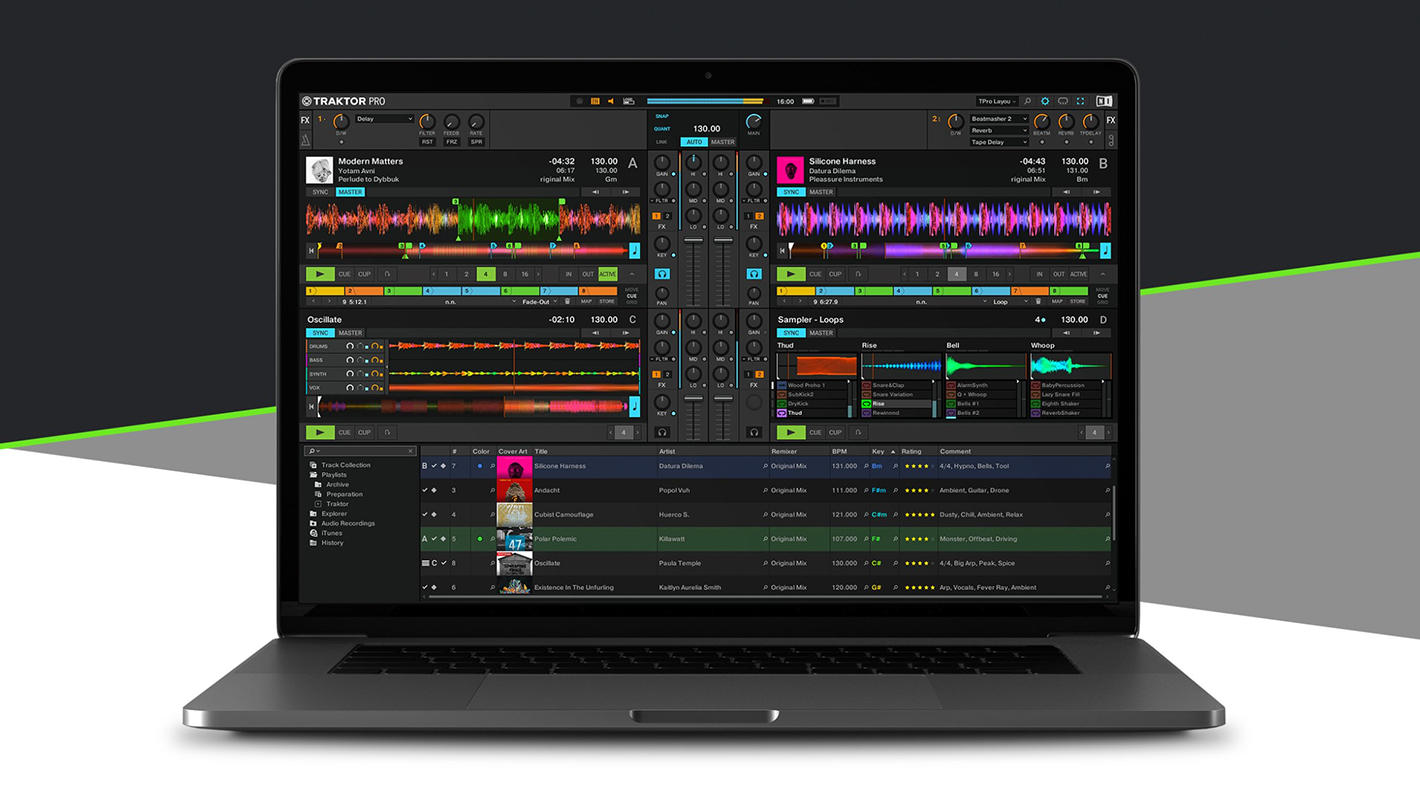 TRAKTOR PRO 3.4 Released With Long-Awaited Browser Improvements