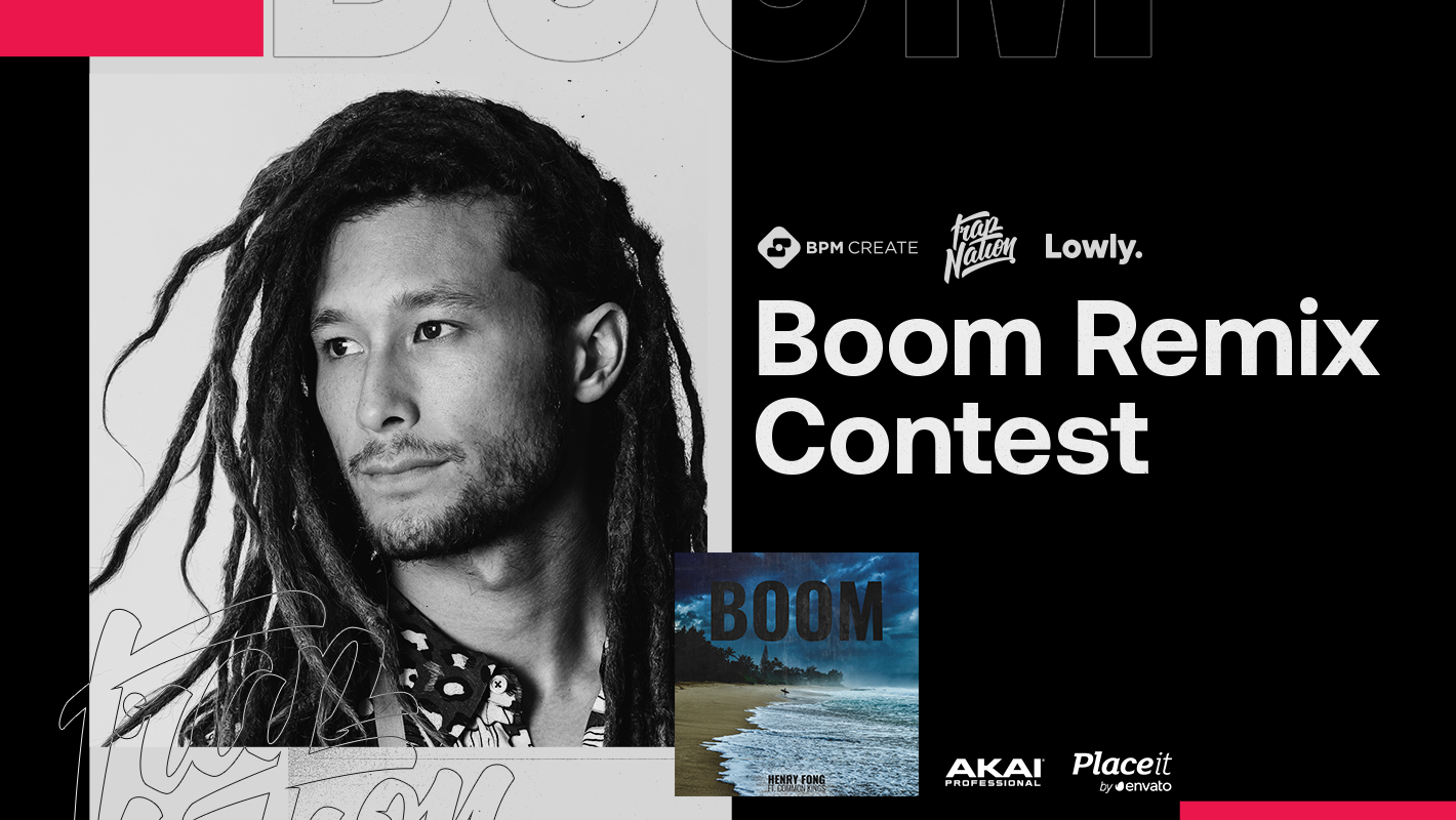 Enter the Boom Remix Contest to Win an Official Release With Trap Nation & Lowly