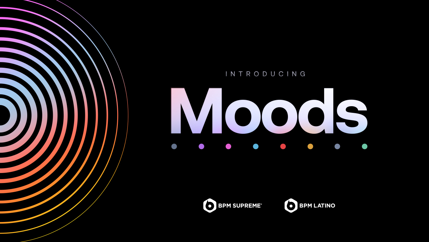 Introducing Moods and AI Track Analyzation on BPM Supreme and BPM Latino