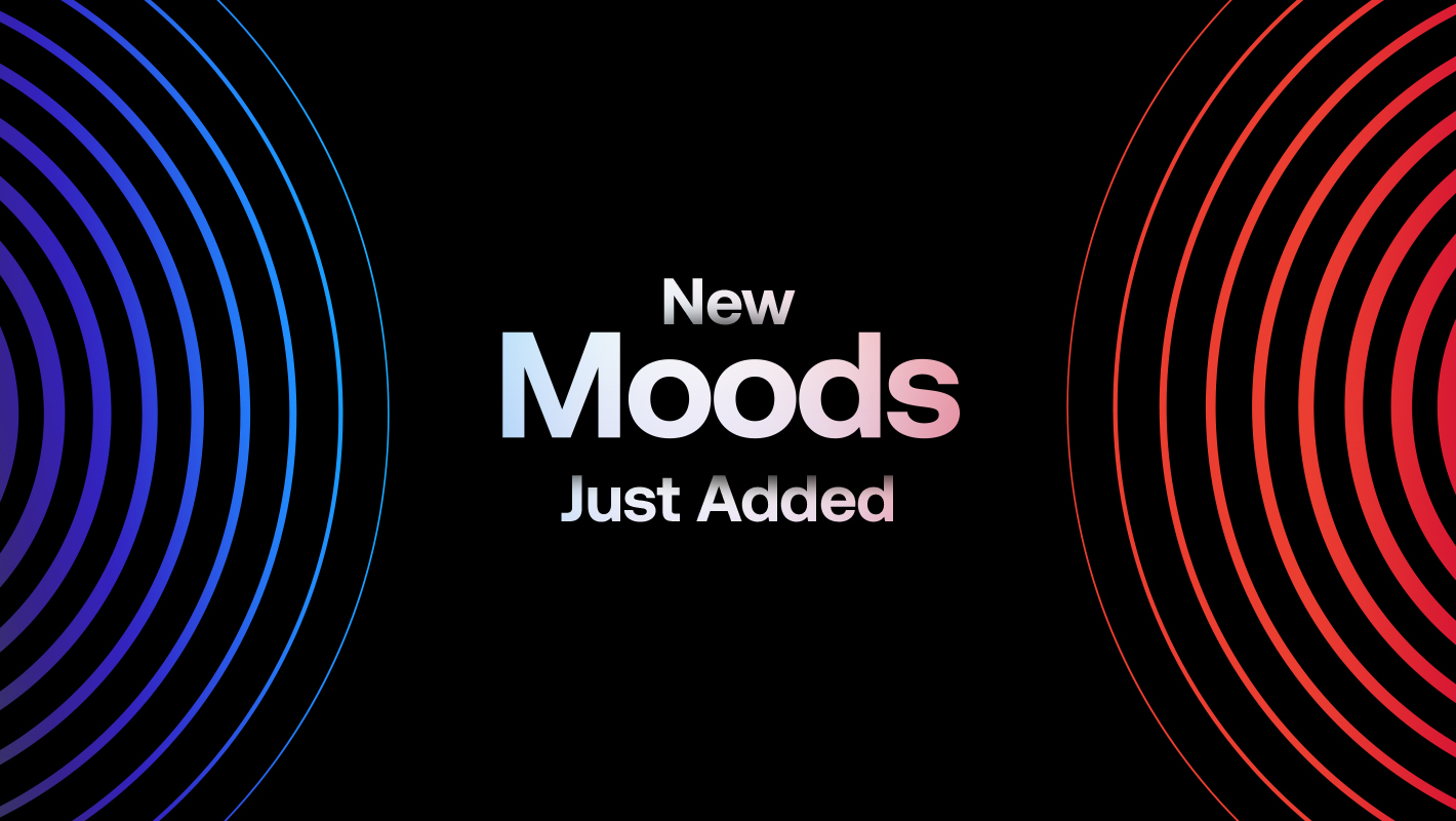 A Mood Improvement: See New Moods Just Added to BPM Supreme & BPM Latino