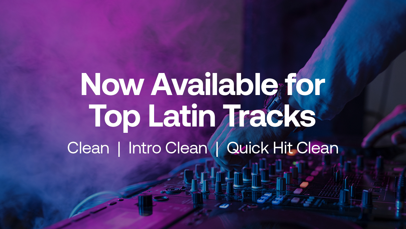 Clean Versions of Top Latin Tracks Now Available on BPM Latino